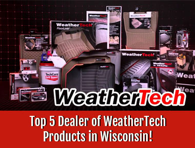 Wisconsin WeatherTech Dealer